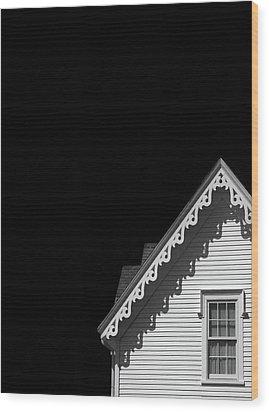 Gingerbread Wood Print