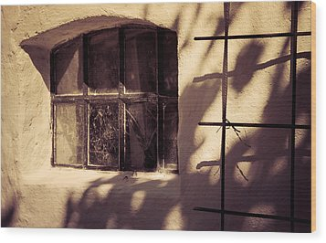 Wood Print featuring the photograph Good Old Sun by Odd Jeppesen