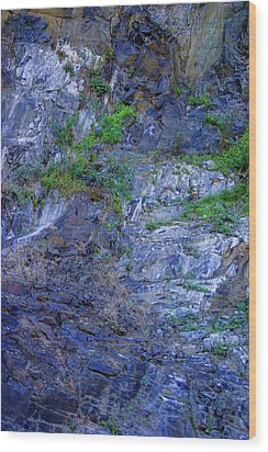 Wood Print featuring the photograph Gorge-2 by Dale Stillman