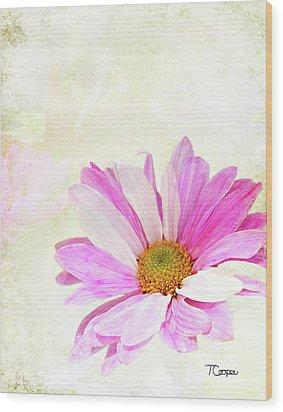 Grace 2 Wood Print