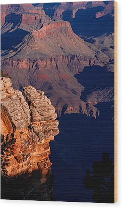 Grand Canyon 24 Wood Print by Donna Corless