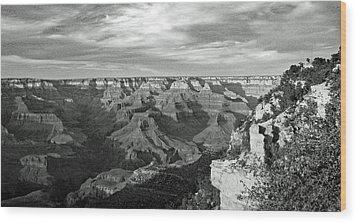 Grand Canyon No. 2-1 Wood Print by Sandy Taylor