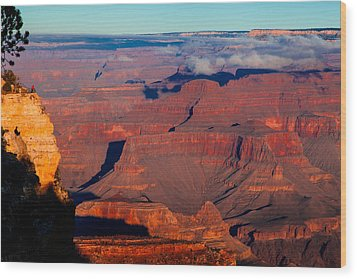 Grand Canyon 32 Wood Print by Donna Corless