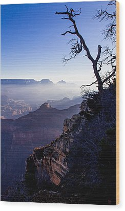 Grand Canyon 33 Wood Print by Donna Corless