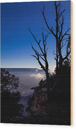 Grand Canyon 34 Wood Print by Donna Corless