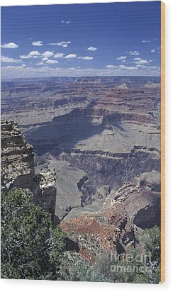 Grand Canyon 5 Wood Print by Stan and Anne Foster