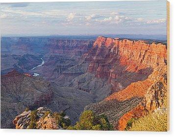 Grand Canyon National Park, Arizona Wood Print by Javier Hueso