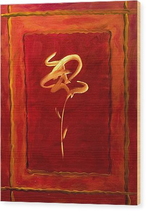 Gratitude Wood Print