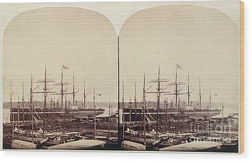 Great Eastern 1859 Wood Print by Granger