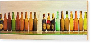 Guinness Brewery-dublin Wood Print