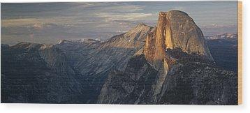 Half Dome Yosemite Wood Print by Joe  Palermo