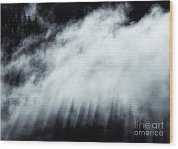Wood Print featuring the photograph Heavenly by Mike Dawson