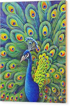 His Splendor Wood Print
