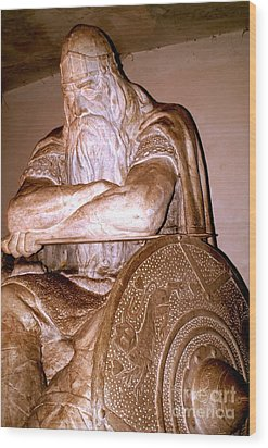 Holger Danske 2 Wood Print