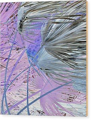 J-lintz - Hurricane Wood Print