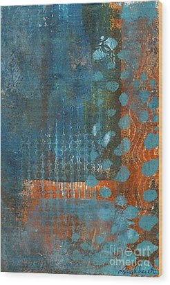I See Spots 1 Wood Print