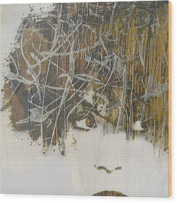 I Will Always Love You Wood Print by Paul Lovering