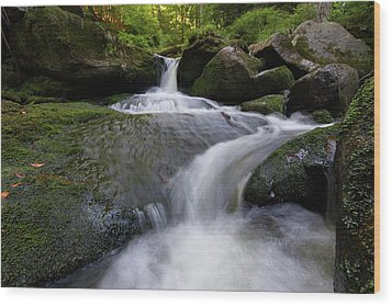Ilse, Harz Wood Print
