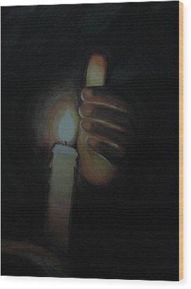 Ilumina Mundi Wood Print by SAIGON De Manila