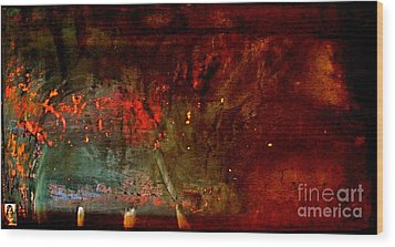 Imagery Rescripting Therapy Wood Print