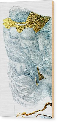 Imperor 2 Wood Print by Valeriy Mavlo
