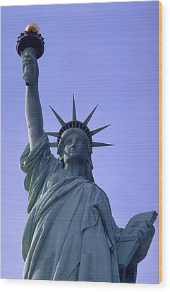 Independence Day Usa Wood Print by Travel Pics
