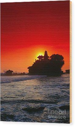 Indonesia, Bali Wood Print by Gloria & Richard Maschmeyer - Printscapes
