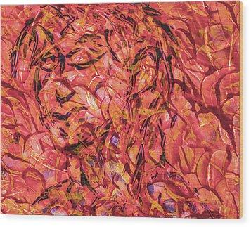 Ingenue - Miss Chatelaine Wood Print