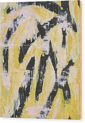 Ingenue - Season Of Hollow Soul Wood Print