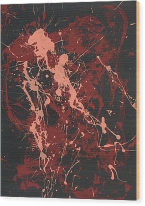 Ingenue - Tears Of Love's Recall Wood Print