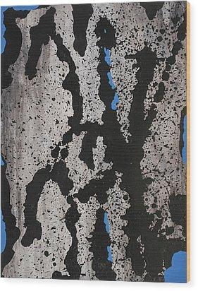 Ingenue - Wash Me Clean Wood Print