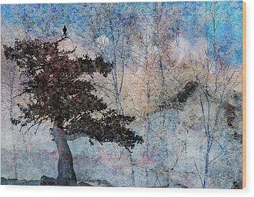 Inspira Wood Print