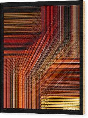 Inspiration 2 Wood Print