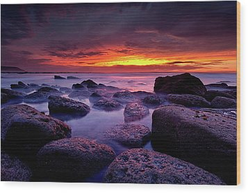 Wood Print featuring the photograph Inspiration by Jorge Maia