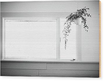 Interior Wood Print