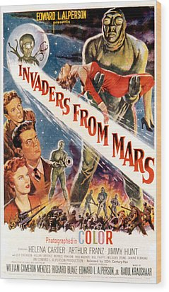 Invaders From Mars, Jimmy Hunt, Arthur Wood Print by Everett