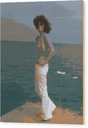 Isabella Wood Print by Gerlinde Keating - Galleria GK Keating Associates Inc