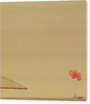 Isola Wood Print