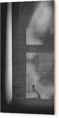 It Is As It Was Wood Print by Skip Hunt
