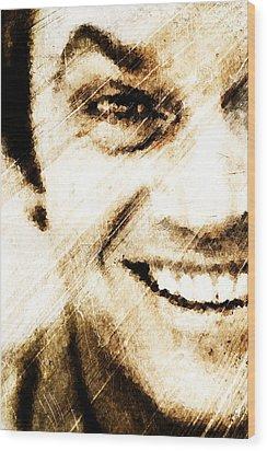 Jack Wood Print by Andrea Barbieri