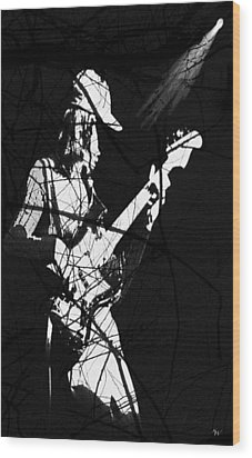Jaco Wood Print by Ken Walker