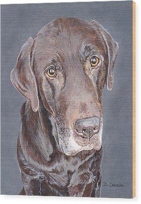 Jameson Wood Print