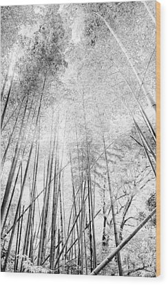 Wood Print featuring the photograph Japan Landscapes by Hayato Matsumoto