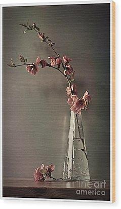Japanese Inspiration Wood Print