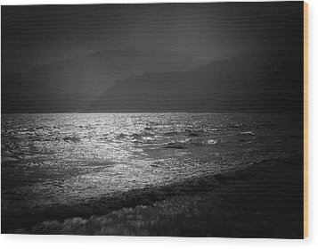 Japanese Sea #1940 Wood Print