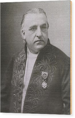 Jean Martin Charcot 1825-1893, Founder Wood Print by Everett