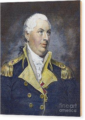 John Barry (1745-1803) Wood Print by Granger