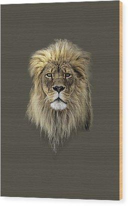 Joshua T-shirt Color Wood Print by Everet Regal
