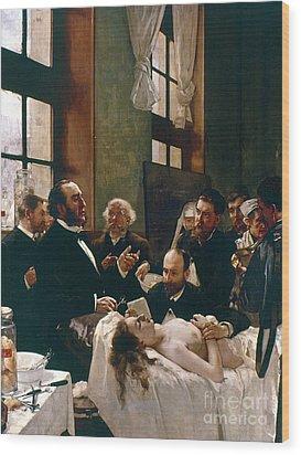 Jules Emile Pean (1830-1898) Wood Print by Granger