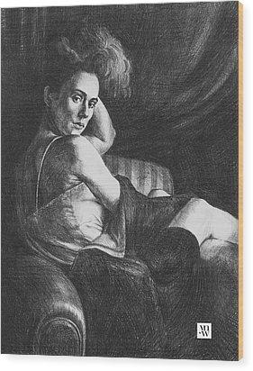 Julia Wood Print